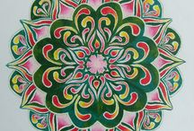 Mandalas / Mandala illustrations and pictures to make