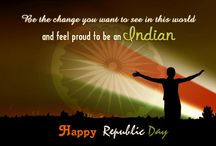 Happy Republic Day 2016..!! / Let us remember the Golden Heritage of our Country & feel proud to be an Indian!! Happy Republic Day!!