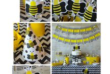 bee party ideas