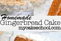 Gingerbread recipes