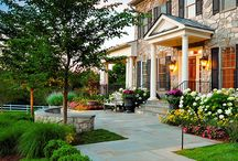 Front Yard / Well-planned landscape design and features that makes your property look beautiful.