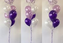 Bdays, balloons, party decor