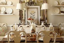 Dining Room / by Claire Schillinger-Rubemeyer