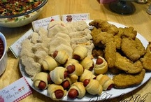 Finger food tray for the kids