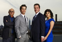 White Collar, West Wing, & Other Favorites / My favorite TV shows - White Collar, NCIS, West Wing, etc.