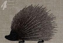Primitive Designs / Primitive Machine Embroidery Designs