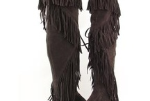 Fashion~ Boots / by Mary Schneider