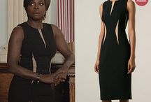 How to Get Away with Murder Style & Clothes by WornOnTV / Fashion from HTGAWM (How to Get Away with Murder) on ABC