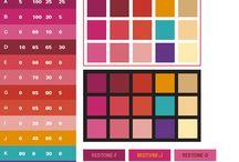 Color / Color combinations