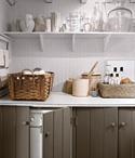 Our Basement w/ New Bath & Laundry / by Heidi Sentivan