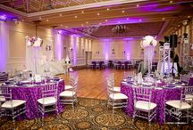 Weddings 2016 / Bouquets, Centerpieces, Draping, Chair Covers