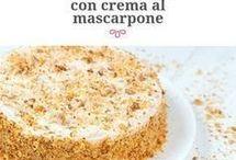 torta alla crema di mascarpone