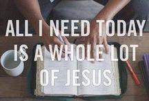 JESUS IS LOVE<3