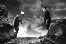 Universal  Monsters/Hammer Films / by Chris Ahrens