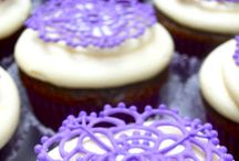 Decorative cupcakes and flavors / by Brittany Wright