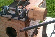 Wood Turning Equipment