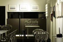 Café Ideas / Inspiration for the ideal café  / by Robin O