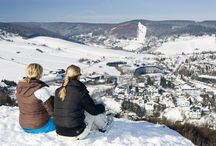 Willingen - zu jeder Jahreszeit ist dort was los! / In Willingen wird Wintersport groß geschrieben. Aber auch zahlreiche Freizeitaktivitäten im Sommer laden zu einem Urlaub ein!