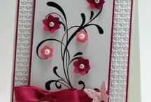 Stampin' Up Cards / by Nikkita Cochran