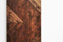 Nest Sliding Wooden Doors