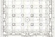 Beylikler Dönemi (1300-1453) Mimari Planları