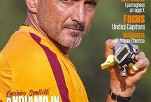 AS Roma Match Program / Tutte le copertine del nostro Match Program ufficiale per la stagione 2016-17