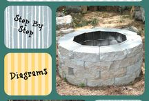 Back yard & fire pit ideas