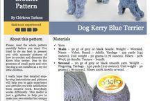 Kerrie blue terrier