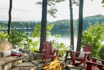 lake life / Lake house decor inspiration.