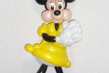 palloncini personaggi Disney Minnie