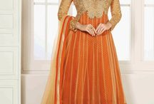 Partywear Salwar Kameez / Find exclusive collection of Party Wear Salwar Kameez with attractive colors and new patterns. Buy Indian and Designer Party Wear Salwar Suit / Dress at YourDesignerWear.