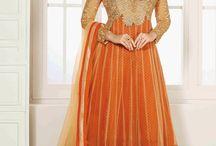 Partywear Salwar Kameez / Find exclusive collection of Party Wear Salwar Kameez with attractive colors and new patterns. Buy Indian and Designer Party Wear Salwar Suit / Dress at YourDesignerWear. / by YourDesignerWear.com