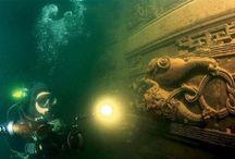 Diving destinations