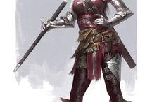 Dahlia's Titans