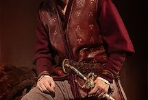 medieval fantasy | costume