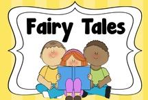 Fairy tales / by Stacie Blackward