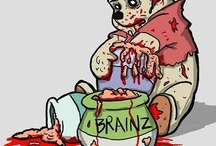 Zombie's and the things that make me shiver