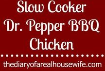Bbq Chicken / Slow Cooker