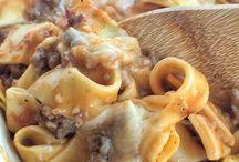 Casseroles - Beef