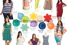 Spring 2013 Plus Size / A collection for Spring 2013 season.