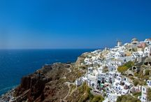 Santorini, Cyclades / The magical Views of Santorini