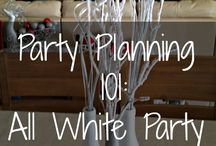 fehér party