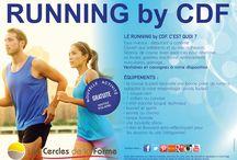 Sessions Running By CDF / Les sessions Running By CDF ont démarré au début de l'année 2015. C'est gratuit et accessible à tous ! Rejoignez-nous pour une autre façon de faire du sport aux Cercles de la Forme. www.cerclesdelaforme.com