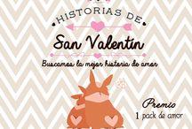 San Valentin 2015 Concurso / Envíanos una tierna foto de tu mascota para este día de las enamorados y cuéntanos una bella historia de amor en relación a ella.