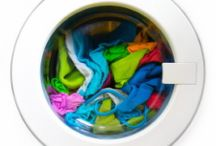 Thrifty laundry / Green laundry cleaning tips, & tricks. B/c clothes should be nontoxic! / by Thrifty lady