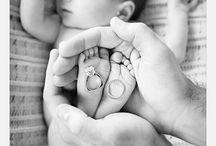 Babys abd parents