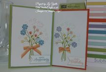 Beautiful Bouquet & Bouquet Builder dies