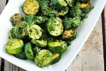Recettes: légumes