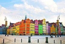 Polonya Gidilecek Yerler ^-^ / Erasmus'taki planlanan gidilecek mekânlar