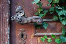 Doors And Gates / by Dana Clendening